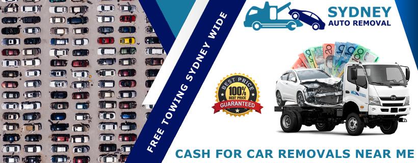 Cash For Cars Removals Burwood