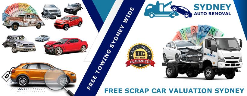 Free Scrap Car Valuation