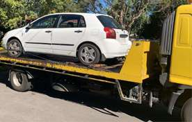 Used Car Removals