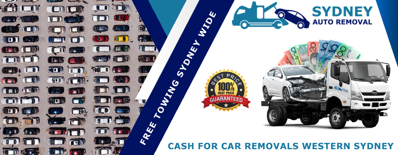 Cash For Car Removals Western Sydney