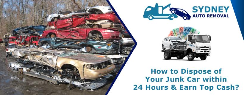 Dispose of Your Junk Car